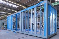 Fast and Flexible Modular Construction for Data Centers by the DATA CENTER GROUP